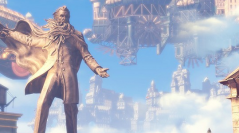 Take To The Skies Today In BIOSHOCK: INFINITE!
